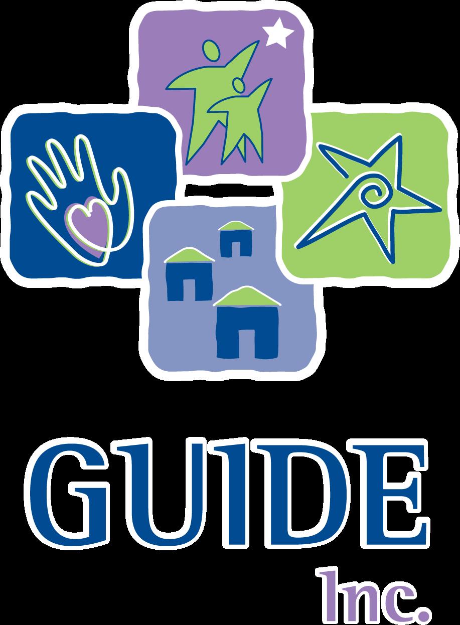 Guide Logo_white border